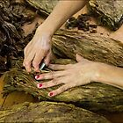 Tobacco Worker's Hands by ponycargirl