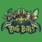 Team Bug Types - Bug Bites by Kari Fry