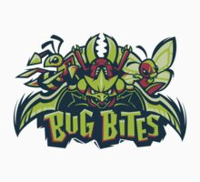 Team Bug Types - Bug Bites Kids Tee