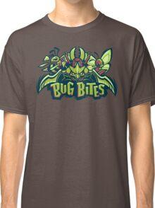 Team Bug Types - Bug Bites Classic T-Shirt