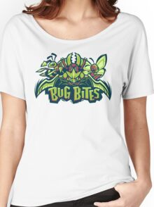 Team Bug Types - Bug Bites Women's Relaxed Fit T-Shirt