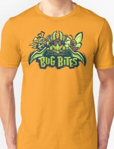 Team Bug Types - Bug Bites T-Shirt