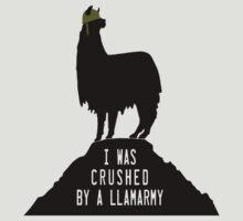 Llamarmy by David Hartman