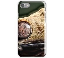 Wild nature - reptile iPhone Case/Skin