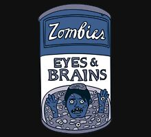 Zombies - Brains & Eyes Soup Unisex T-Shirt