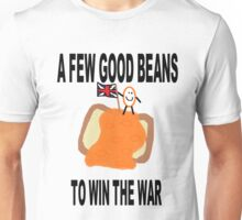 Beans Not War Unisex T-Shirt