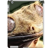 Wild nature - reptile iPad Case/Skin