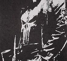The Punisher by Ant-Acid