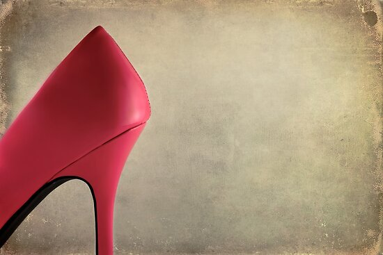 Shoe Aholic by Fern Blacker