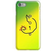 Pole Dancer 3 iPhone Case/Skin