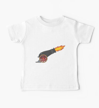 Cannon Baby Tee