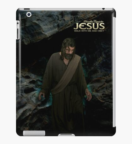 Jesus: Walk with Me and obey (iPad Case) iPad Case/Skin