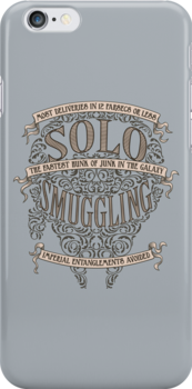 Solo Smuggling by DoodleDojo