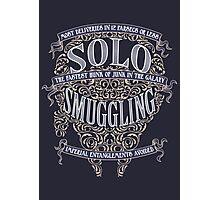 Solo Smuggling - Dark Photographic Print