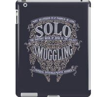 Solo Smuggling - Dark iPad Case/Skin