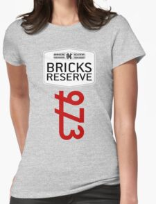 'Bricks Reserve' Womens Fitted T-Shirt