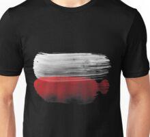 Poland Flag polska Unisex T-Shirt