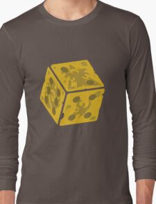 Cheesers Roll The Dice Long Sleeve T-Shirt