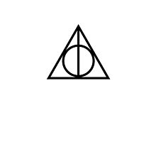Deathly Hallows Sign by ThePaintedLady