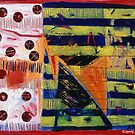 'The Expressionist's Flag' by Jerry Kirk