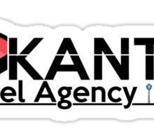 Kanto Travel Agency Sticker