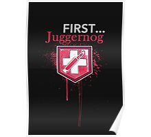 First... [Zombies] Poster