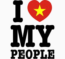 I Heart (Love) My Viet People Tank Top