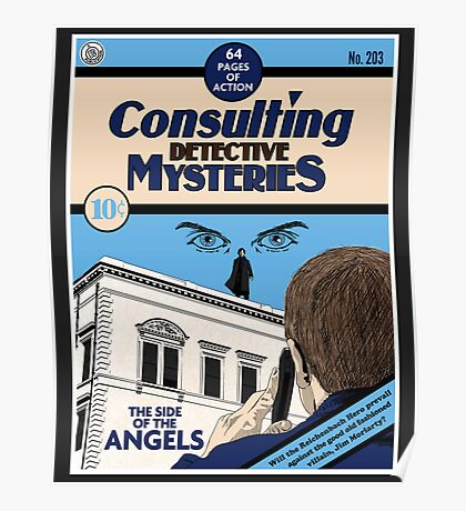 Consulting Detective Mysteries Poster