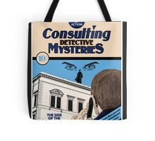 Consulting Detective Mysteries Tote Bag