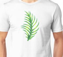 Tropical Leaf III Unisex T-Shirt