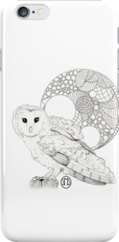 Native Owl by Stacy Stranzl
