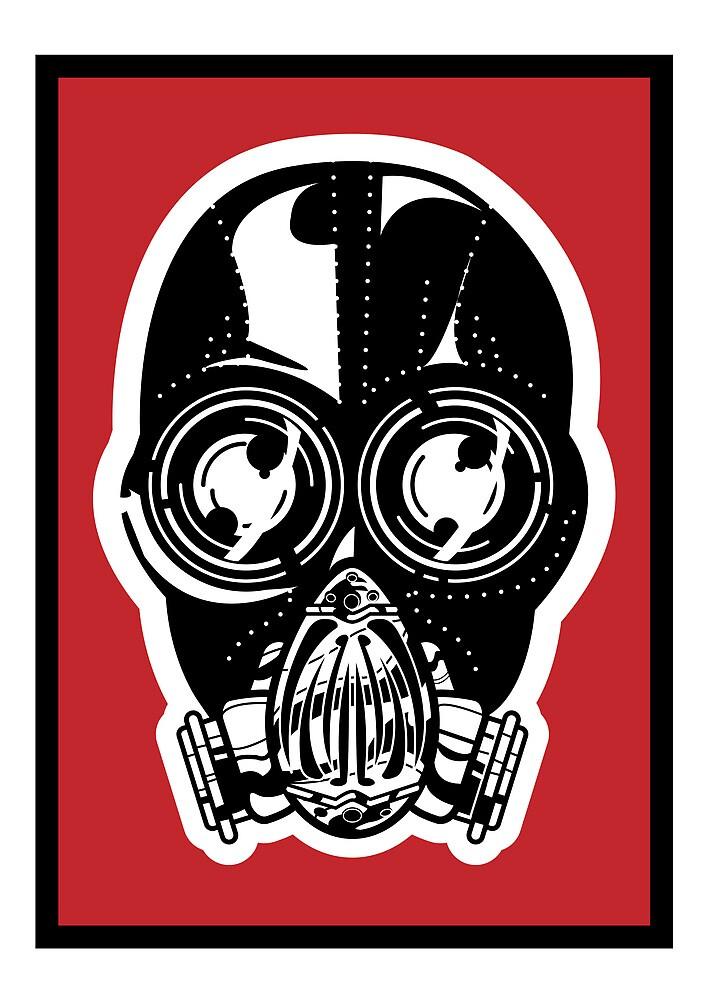 Mask #1 by Iain Maynard