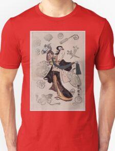 Fujimusume no harukoma 001 T-Shirt