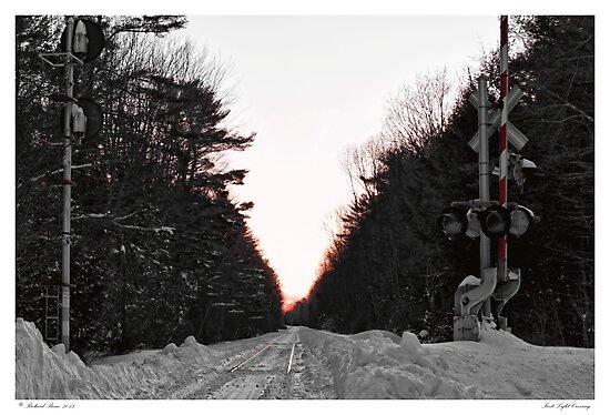 First Light Crossing by Richard Bean