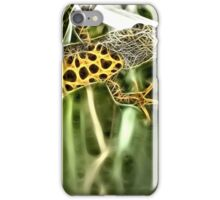 Wild nature - reptile #2 iPhone Case/Skin