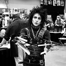 comicon Edward Scissorhands  by HanselASolera