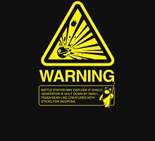 Empire Warning Label T-Shirt