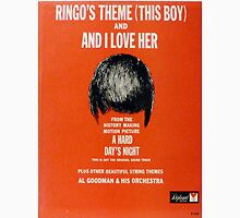 Ringo's Theme And I Love Her Unisex T-Shirt