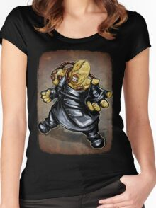 Nemesis: Resident Evil Women's Fitted Scoop T-Shirt