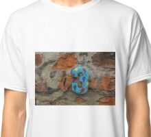 Number three on a house wall Classic T-Shirt