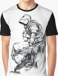 Iron Giant Graphic T-Shirt