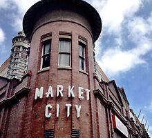 Market City - Sydney by EKingPhotoArt