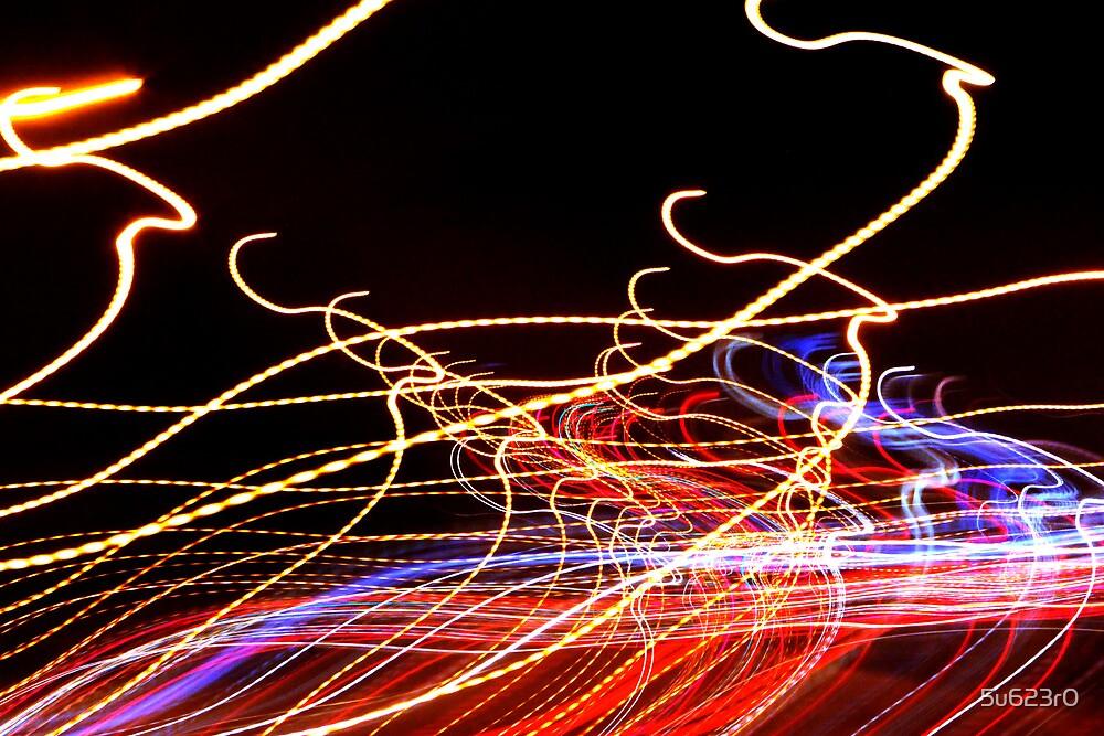 Lights Dark II by 5u623r0