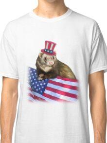 Patriotic Ferrot Classic T-Shirt