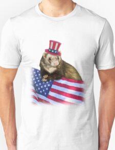 Patriotic Ferrot T-Shirt