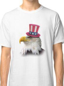 Patriotic Eagle Classic T-Shirt