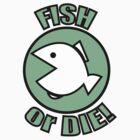 Devil Survivor 2 - FISH or DIE! by LimeCatMaster
