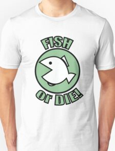 Devil Survivor 2 - FISH or DIE! T-Shirt