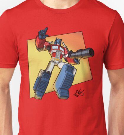 Optimus Prime Unisex T-Shirt