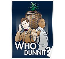 Who Dunnit? Poster